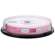 PHILIPS 飞利浦 DVD-R 空白光盘/刻录盘 16速 4.7G 桶装10片
