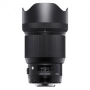 SIGMA 适马 Art 85mm F1.4 DG HSM 标准定焦镜头 佳能EF卡口 86mm 黑色4749元包邮(需用券)