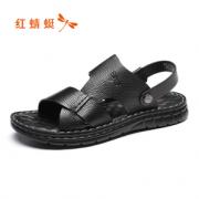 18日0点:RED DRAGONFLY 红蜻蜓 WTL91331X 男士凉鞋¥57.00 1.9折