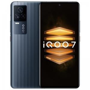 PLUS会员:iQOO 7 5G手机 8GB+128GB 黑境