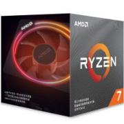AMD 锐龙 R7-3800X CPU 3.9GHz 8核16线程