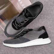 Ecco 爱步 ST. 1 适动系列 男士磨砂皮拼接休闲运动鞋 含税到手¥480.03¥439.99
