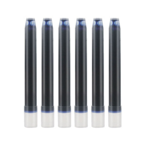 PILOT 百乐 IC-50 一次性钢笔墨胆 6支装 三色可选