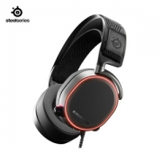 PLUS会员:steelseries 赛睿 Arctis Pro 幻彩专业版 耳罩式头戴式有线耳机 黑色1239元包邮(需用券)