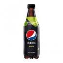 PEPSI 百事 可乐无糖碳酸汽水 500mL