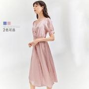 DUIBAI 对白 ADQ095F 女士连衣裙89元包邮(需用券)