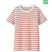 MUJI 无印良品 BBB01A0S 女士T恤
