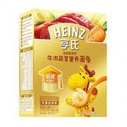 Heinz 亨氏 金装智多多牛肉蔬菜营养面条 336g20.49元(包邮)