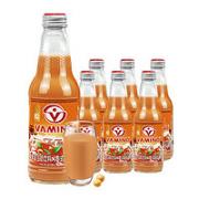 88VIP!VAMINO 哇米诺 豆奶泰式奶 300ml*6瓶¥13.05 2.6折 比上一次爆料降低 ¥36.85