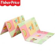 Fisher-Price 费雪 XPE双面机械折叠爬行垫 150*200*1cm
