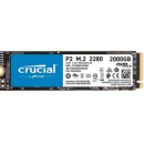 Prime会员!Crucial 英睿达 P2 2TB 3D NAND NVMe PCIe M.2 固态硬盘 到手1132.84元¥958.30