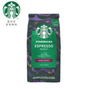 STARBUCKS 星巴克 浓缩烘焙 阿拉比卡进口咖啡豆 200g¥41.00 比上一次爆料降低 ¥20