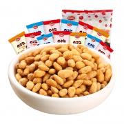 88VIP:口水娃 多味花生 290g+口水娃 瓜子仁混合味礼包 238g6.53元包邮(返卡4元后)