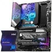 MSI 微星 MPG Z590 CARBON EK X主板搭英特尔 Intel i9-11900K 板U套装7074.05元包邮(双重优惠)