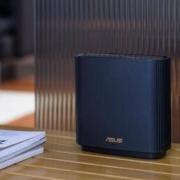 PLUS会员:ASUS 华硕 AX6600M  三频无线路由器 WiFi6(黑色单只装)1539元(需用券)(慢津贴后1524.92元)(超级补贴)