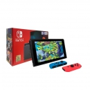 Nintendo 任天堂 国行 Switch游戏主机 续航加强版 红蓝
