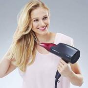 Panasonic 松下 纳米水离子吹风机 粉色  到手359.17元