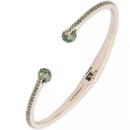 Givenchy 纪梵希 Gold-tone and Rose 女士水晶手镯$16.80(折¥114.24) 3.5折