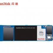 SanDisk 闪迪 至尊高速系列-游戏高速版 M.2 NVMe 固态硬盘 1TB613元包邮(需用券,需凑单)