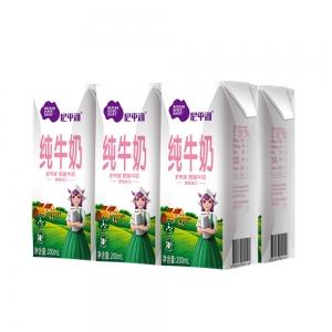 88VIP:NEPEAN RIVER DAIRY 尼平河 蛋白脱脂牛奶 200ml*24盒*3件