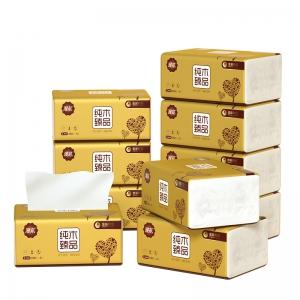 88VIP:漫花 抽纸  卫生纸10包*4层*280张/包