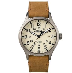 TIMEX 天美时 TWC001200 男士皮带石英腕表 含税到手215.04元