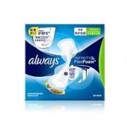 whisper 护舒宝 液体卫生巾 270mm 16片 *3件+凑单品64.1元(合18.23元/件、凑单品9.4元)