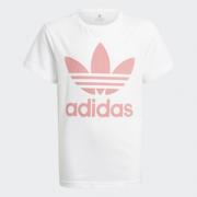Adidas 阿迪达斯 TREFOIL大童款T恤¥114.00