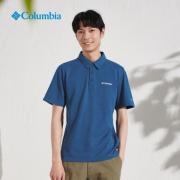 Columbia 哥伦比亚 AE2996 男子速干POLO衫*2件397.3元包邮(合188.65元/件)