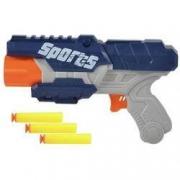 tongli 童励 吸盘软弹玩具手动旋转发射器 送10发吸盘弹