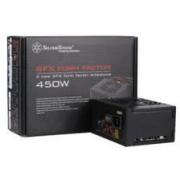 15日0点:Silver Stone 银欣 ST45SF SFX电源 额定450W359元包邮(需用券)