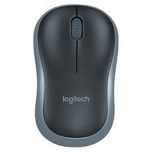 logitech 罗技 B175 2.4G 无线鼠标 1000DPI 黑色