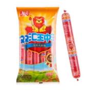 PLUS会员:Shuanghui 双汇 王中王火腿肠 500g*3袋41.9元包邮(双重优惠)