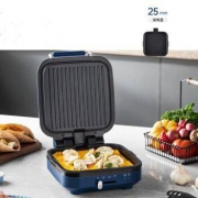 Morphyrichards 摩飞电器 MR8600 家用小型多功能早餐机