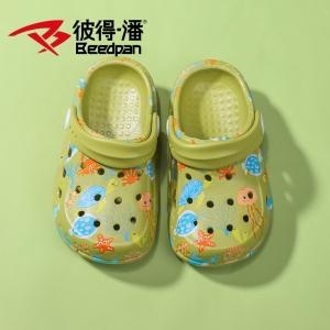 Beedpan 彼得·潘 儿童卡通洞洞鞋