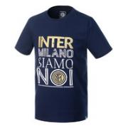 inter 国际米兰 男士运动短袖T恤¥19.00