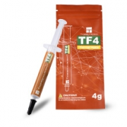 PLUS会员:Thermalright 利民 TF4 CPU导热硅脂 4g装10元(需用券)