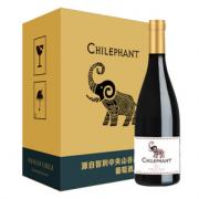 PLUS会员:Chilephant 智象 混酿干红葡萄酒 750ml*6瓶¥45.22 比上一次爆料降低 ¥5.95