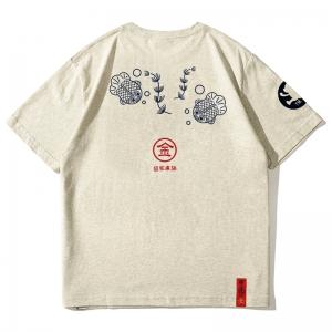 EWISER 一维苏 715 男士T恤