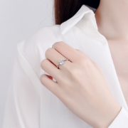 LAVIE 拉薇 619671714512 925银 女士戒指