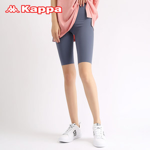 Kappa 女士 四面弹鲨鱼裤 2条 无痕打底可外穿