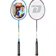 DHS 红双喜 羽毛球拍套装STAR50 附3只装羽毛球99元