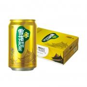 88vip:SNOWBEER 雪花 啤酒纯生拉罐 330ml*24听 整箱听装72.66元包邮(多重优惠)