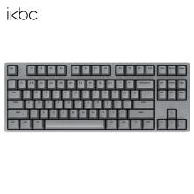 iKBC C200  樱桃cherry87键 有线机械键盘 深灰/ 红轴