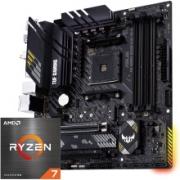 PLUS会员:ASUS 华硕 TUF GAMING B550M-PLUS(WI-FI)主板 + AMD 锐龙 R7-5800X CPU处理器 板U套装2699.1元包邮(双重优惠)