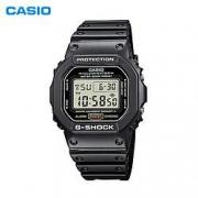 CASIO卡西欧 G-SHOCK系列 DW-5600E-1V 男士复古方块电子表