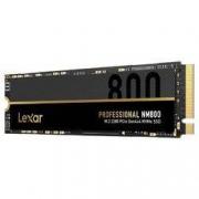 18日0点:Lexar 雷克沙 NM800 1TB M.2 NVMe SSD固态硬盘PCIe 4.0x4 传输速度7400MB/s 以速制胜1499元+晒单返100E卡(需用券)
