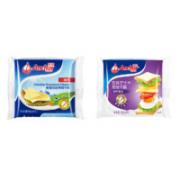 PLUS会员:Anchor 安佳 切达奶酪芝士片 100g*2袋¥12.11 2.9折 比上一次爆料降低 ¥0.95
