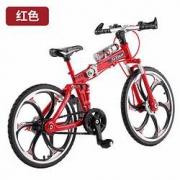 Delectation 合金自行车模型17.8元包邮(需用券)