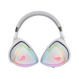 ROG 玩家国度 Delta 棱镜 白色限定款 游戏耳机